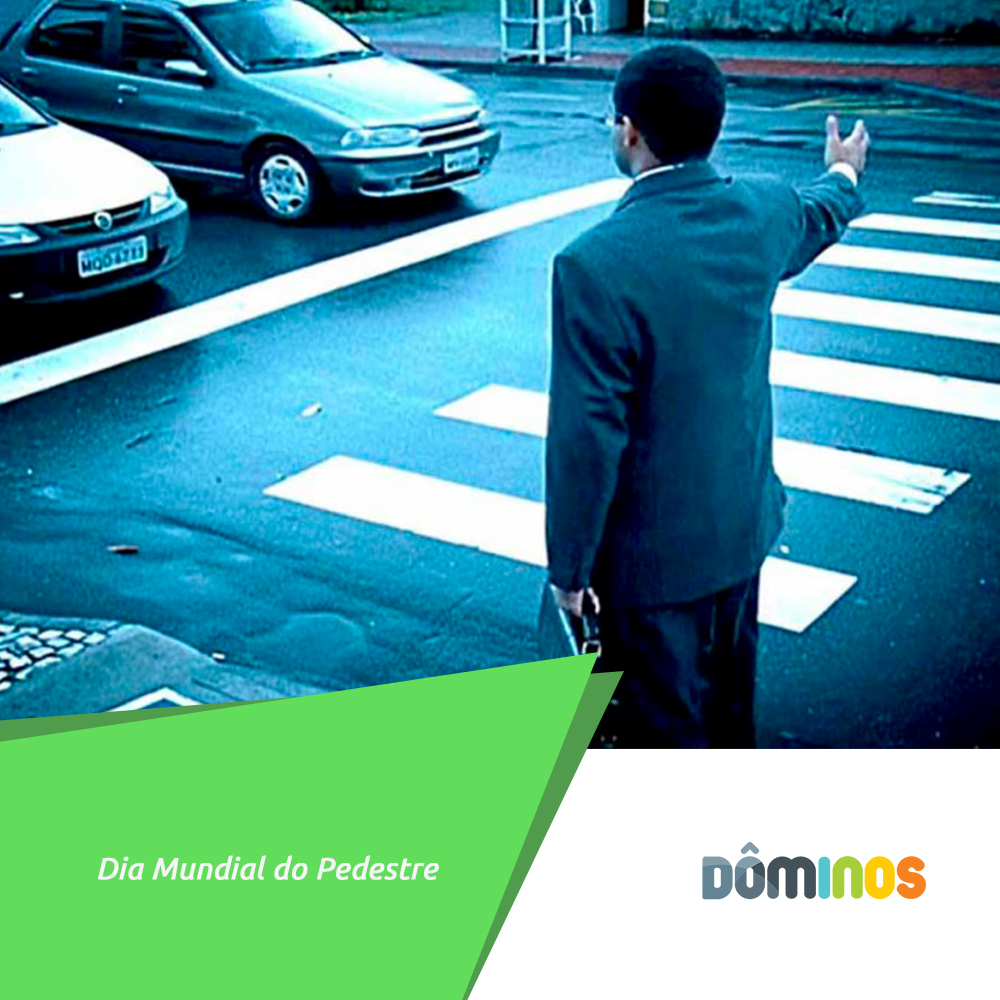 Dia Mundial do Pedestre é lembrado em 8 de agosto