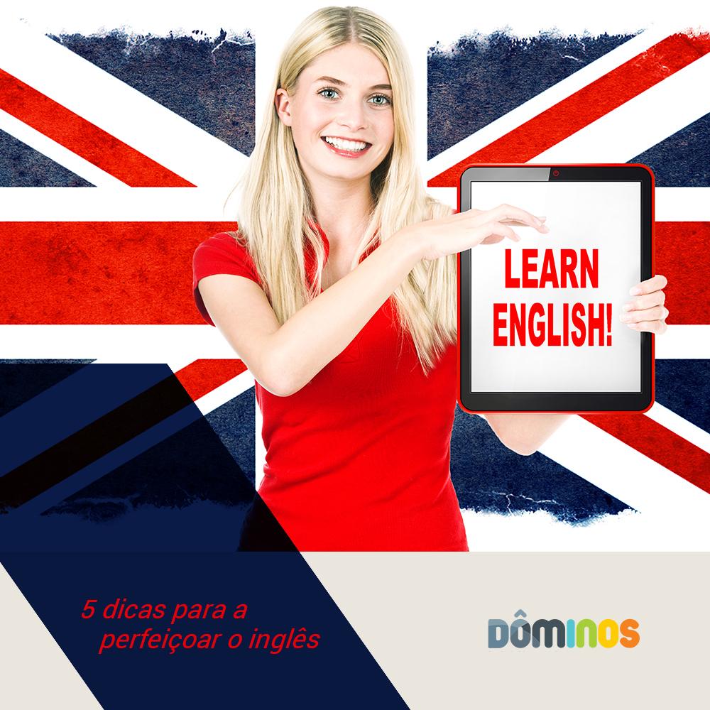 5 dicas para aperfeiçoar o inglês