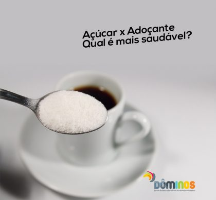 Açúcar ou adoçante? Qual é a melhor opção para sua alimentação?