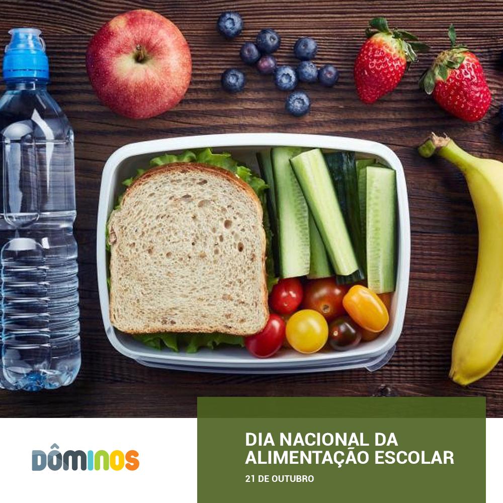 Dia Nacional da Alimentação Escolar