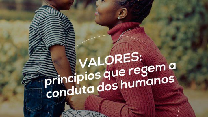 O problema das crianças de hoje é a falta de valores