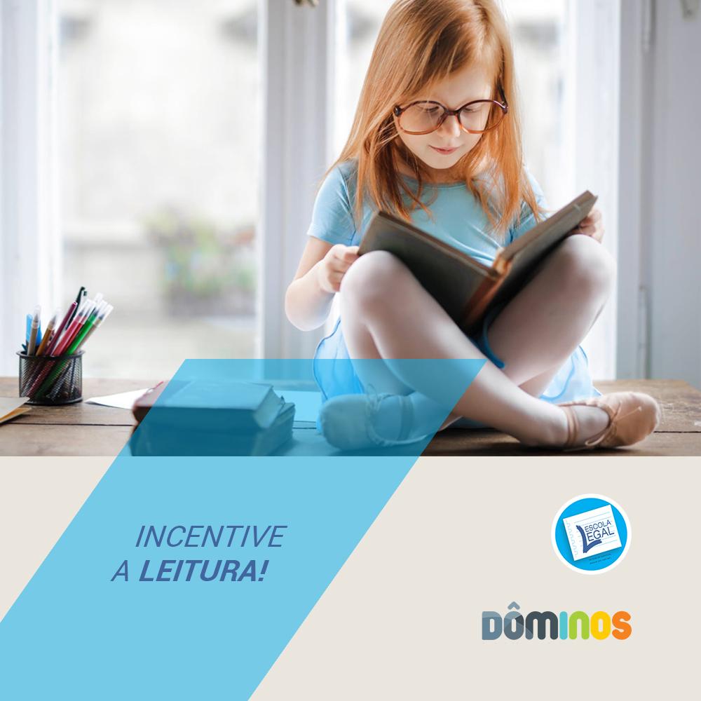 A leitura dá acesso a 70% mais palavras para as crianças