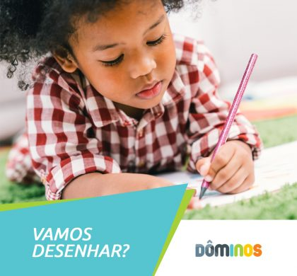 A importância do desenho para as crianças